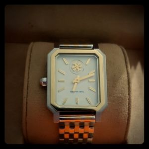 Tory Burch Mesh Bracelet Watch
